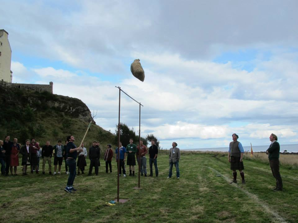 Highland Games at Ballone