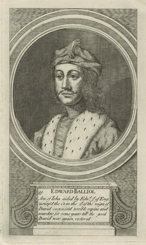 Edward Balliol c. 1283 – 1367