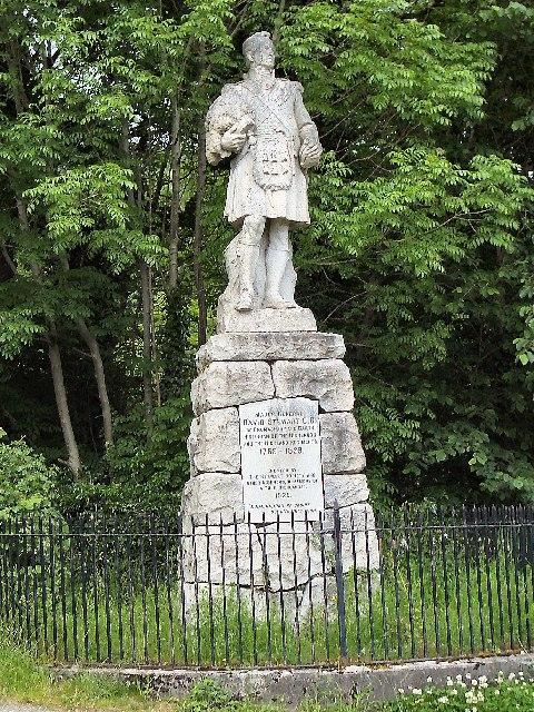 Garth Monument