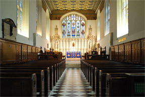 The Queen's Chapel of the Savoy.