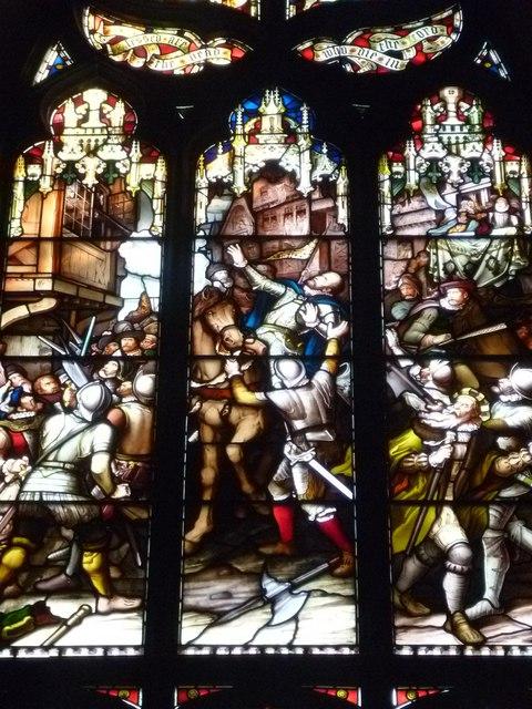 The Assassination Of Regent Moray