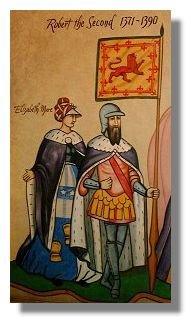 King Robert II of Scotland