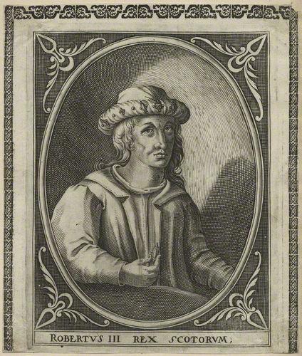 King Robert III of Scotland