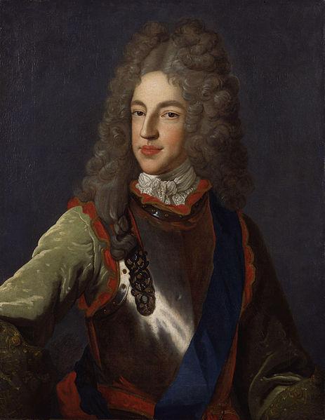 James Francis Edward Stewart