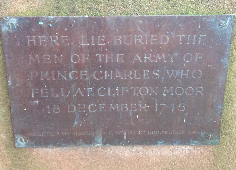 The Battle of Clifton Moor