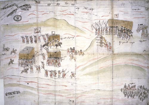 The Battle of Carberry Hill