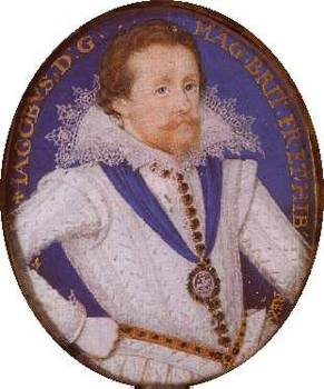 King James VI of Scotland