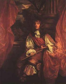 King James VII of Scotland