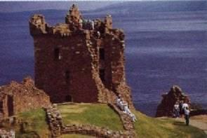 Urquart Castle