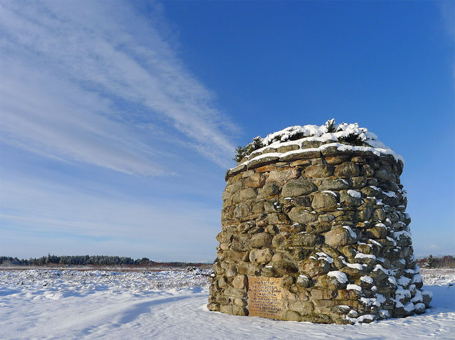 The Battle of Culloden 1746